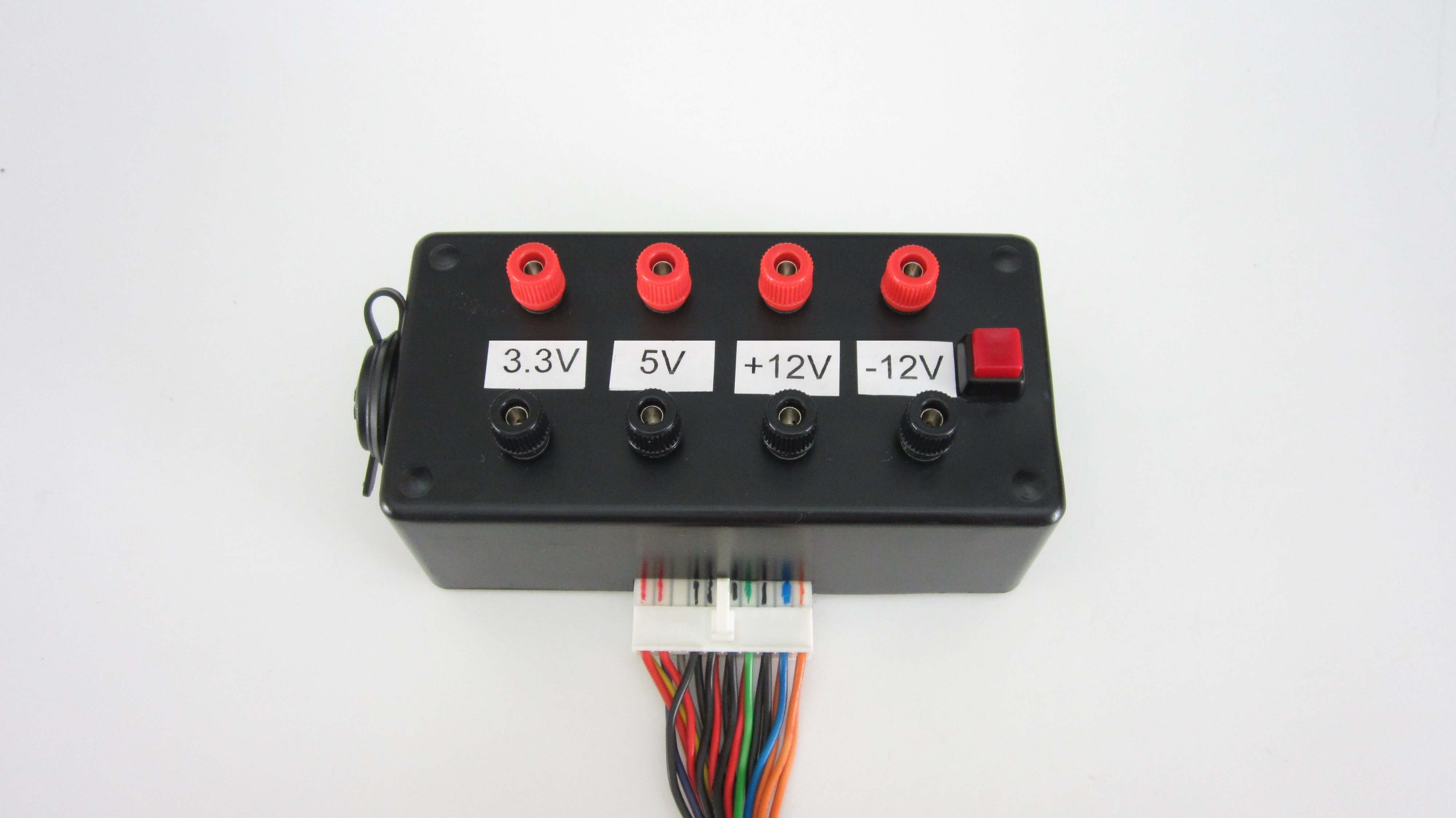 Computer Power Supply to Bench Power SupplyAdapter