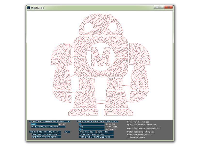 TRS Drawbot