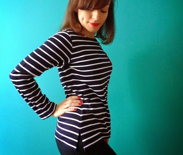 tillyandthebuttons_Matching_Stripes_Sewing_01