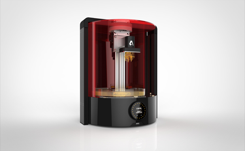 3D Printer Main Assembly V2