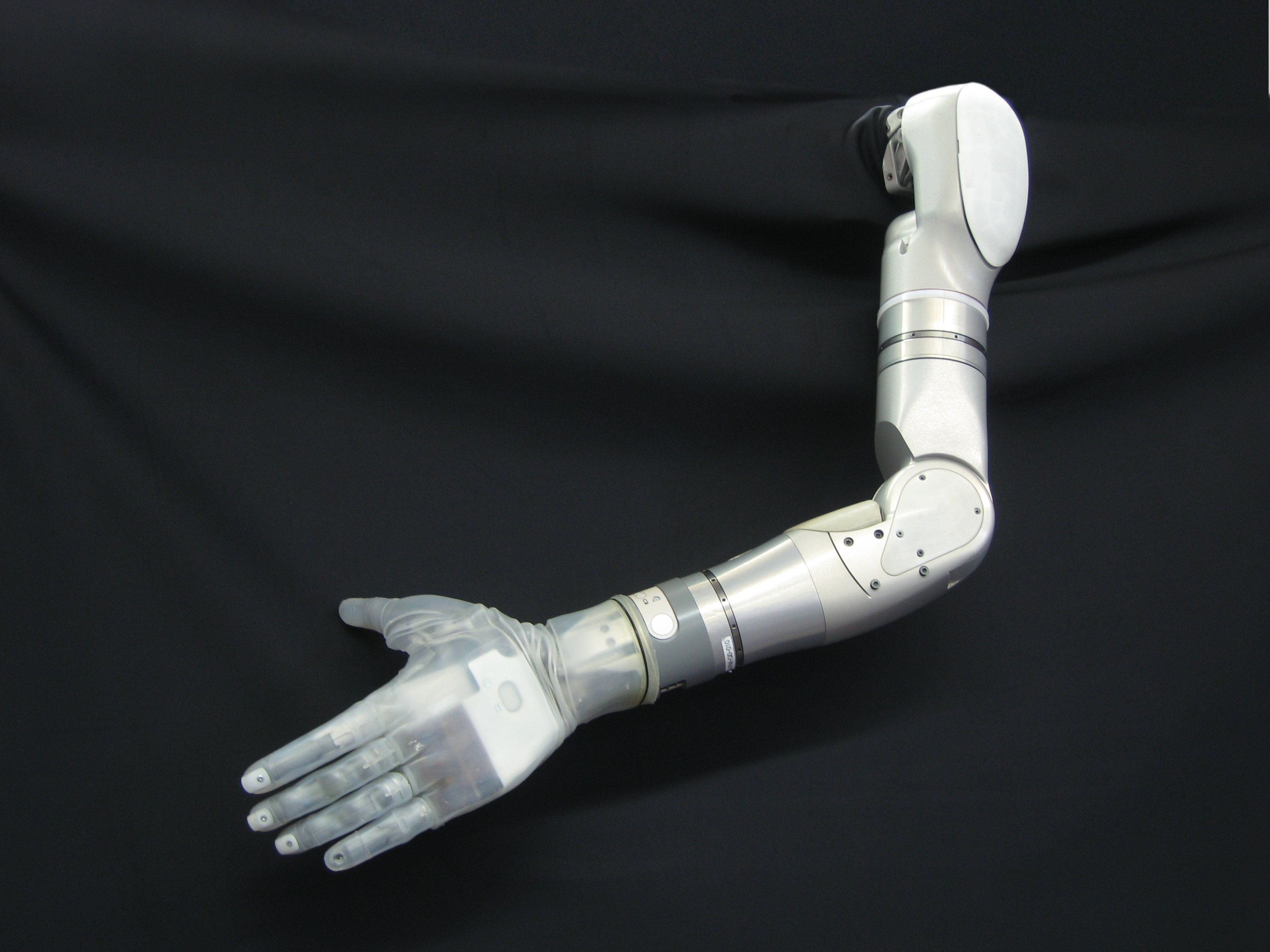 The DEKA Arm is modular, so it can serve
