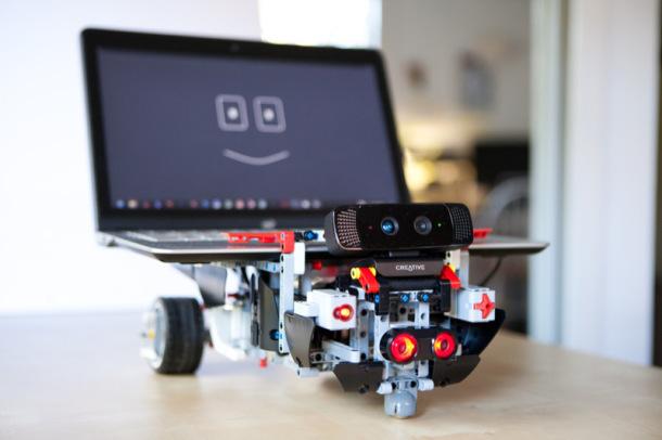 Self-Driving LEGO Car