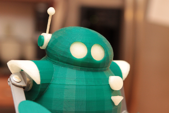 Print your Dream Robot:CIRKO