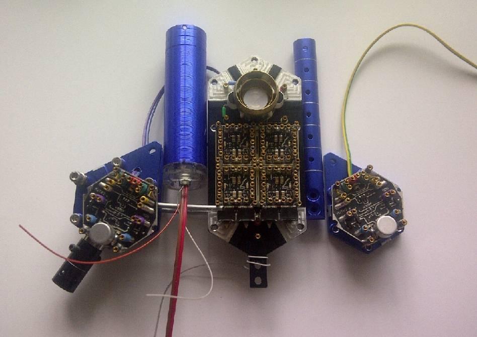 Tilden-Huey02 - rough assembly