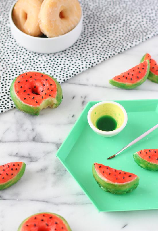 diy-watermelon-donut-1