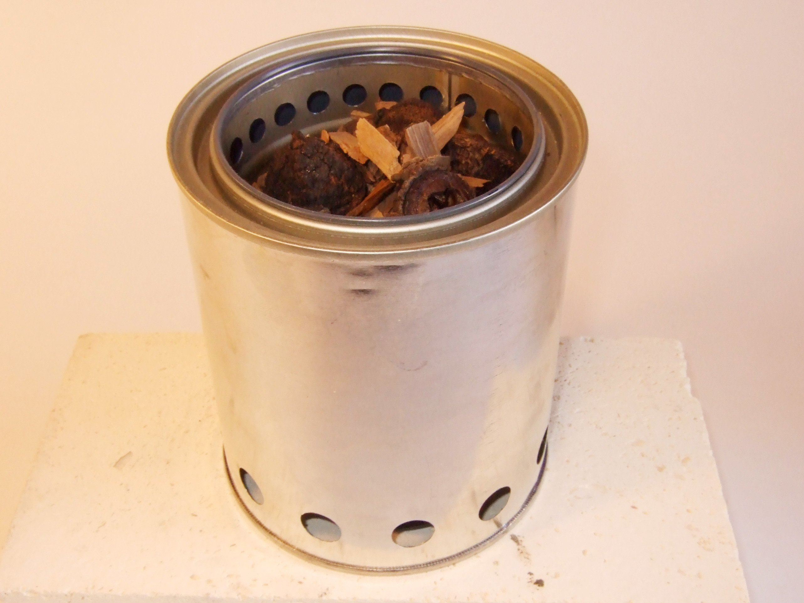 Wood Gas CampStove
