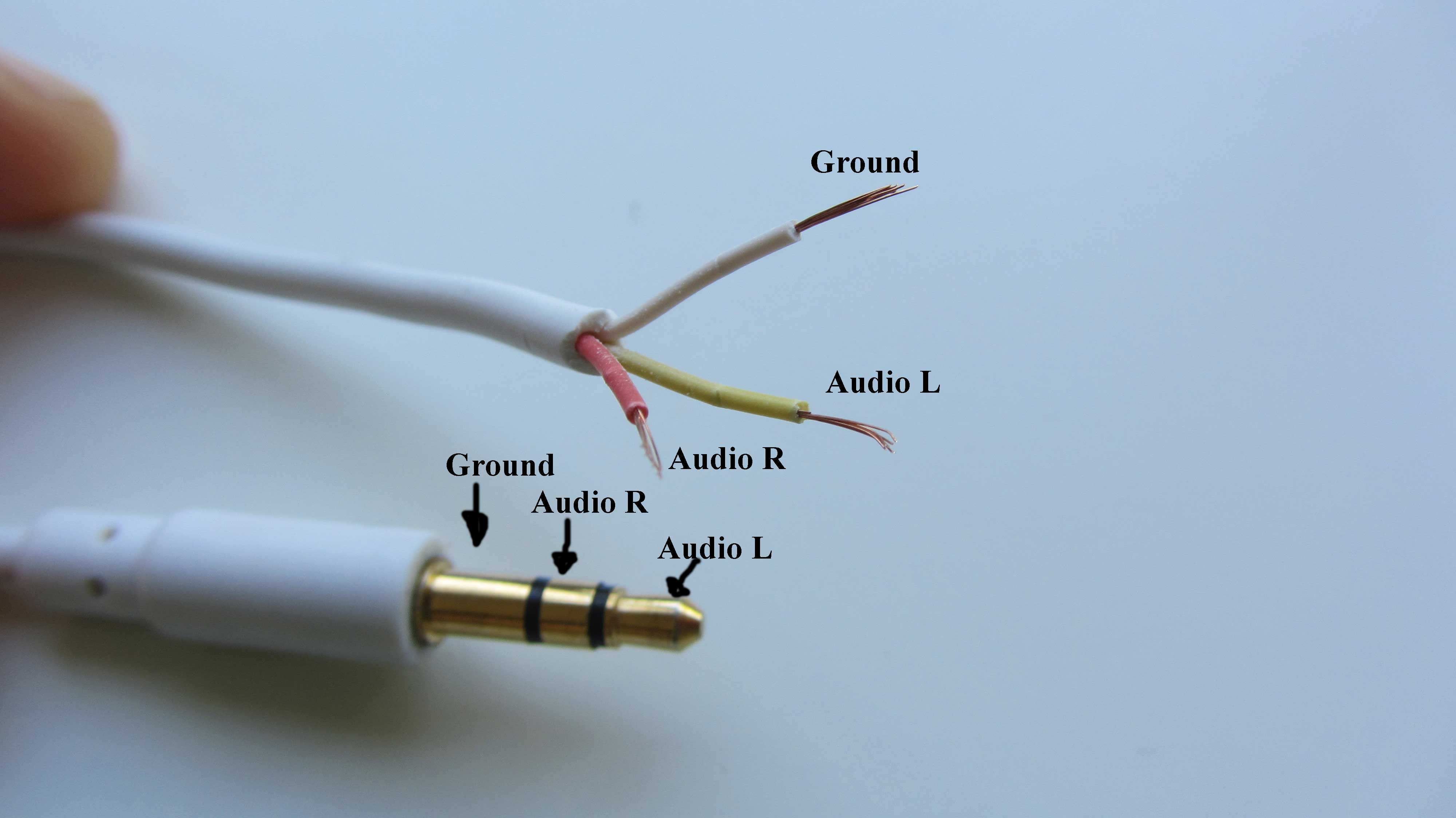 3 5mm Headphone Jack Wiring Diagram Diagrams Schematic Images Gallery