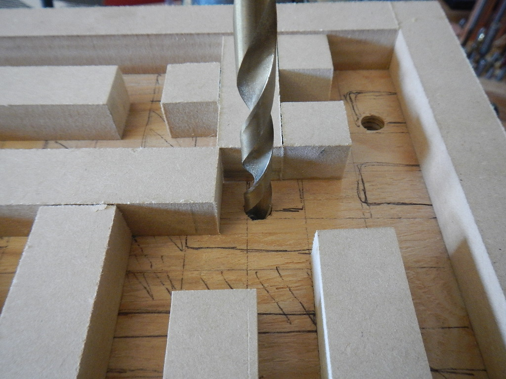 Blocky Labyrinth