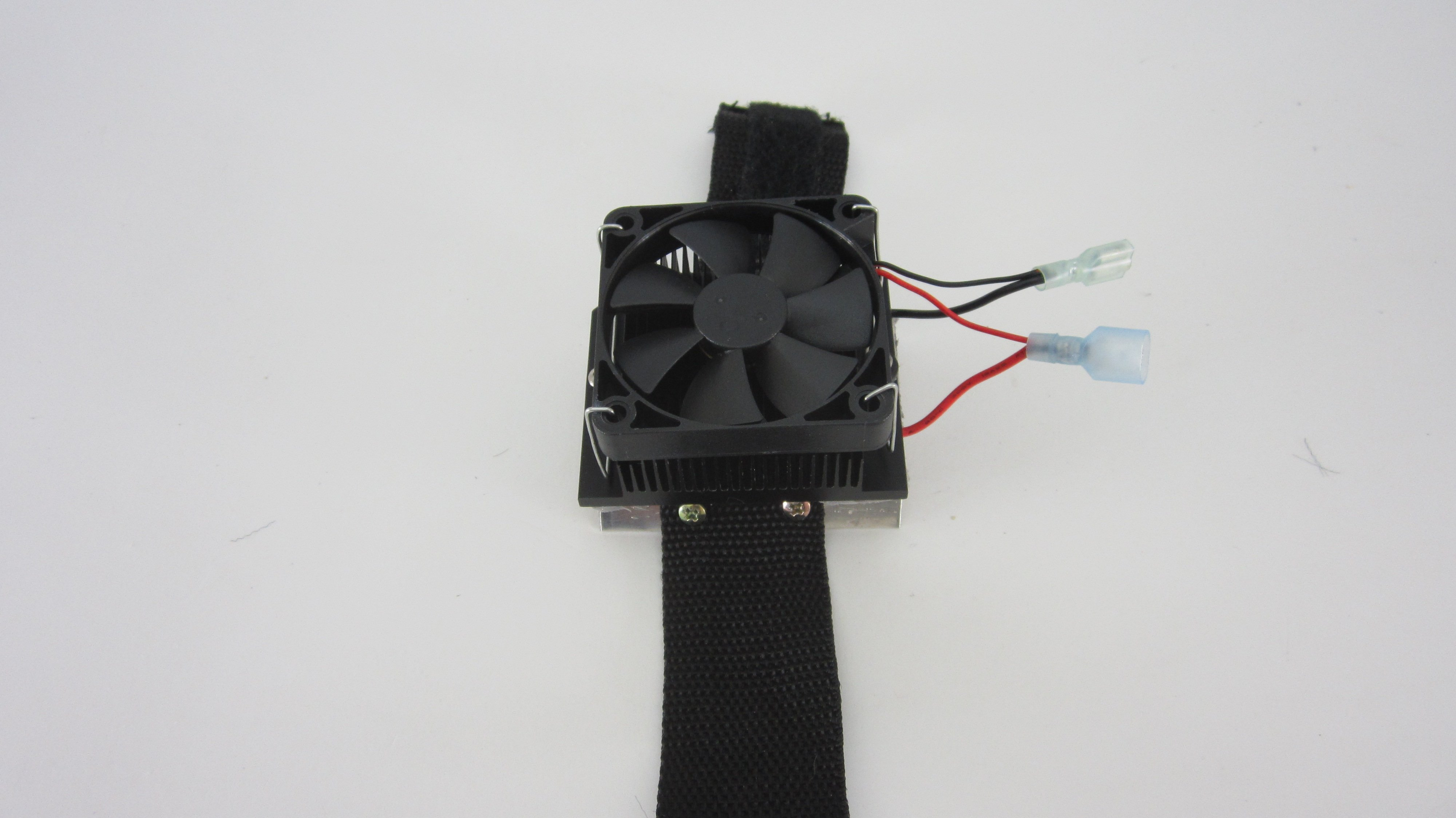 Wrist-Worn Personal Cooling Unit