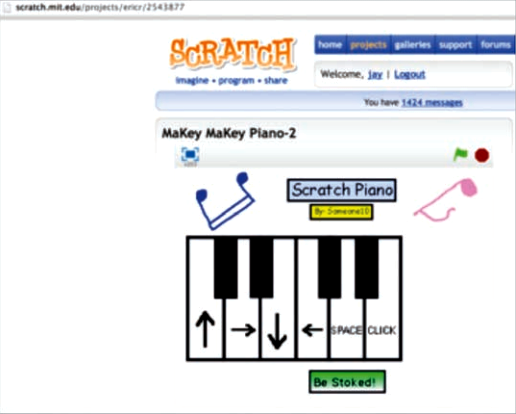 MaKey MaKey Sketch It, PlayIt