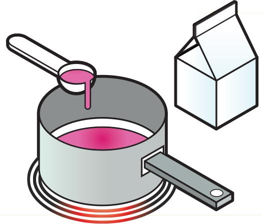 Sneaky Milk Plastic