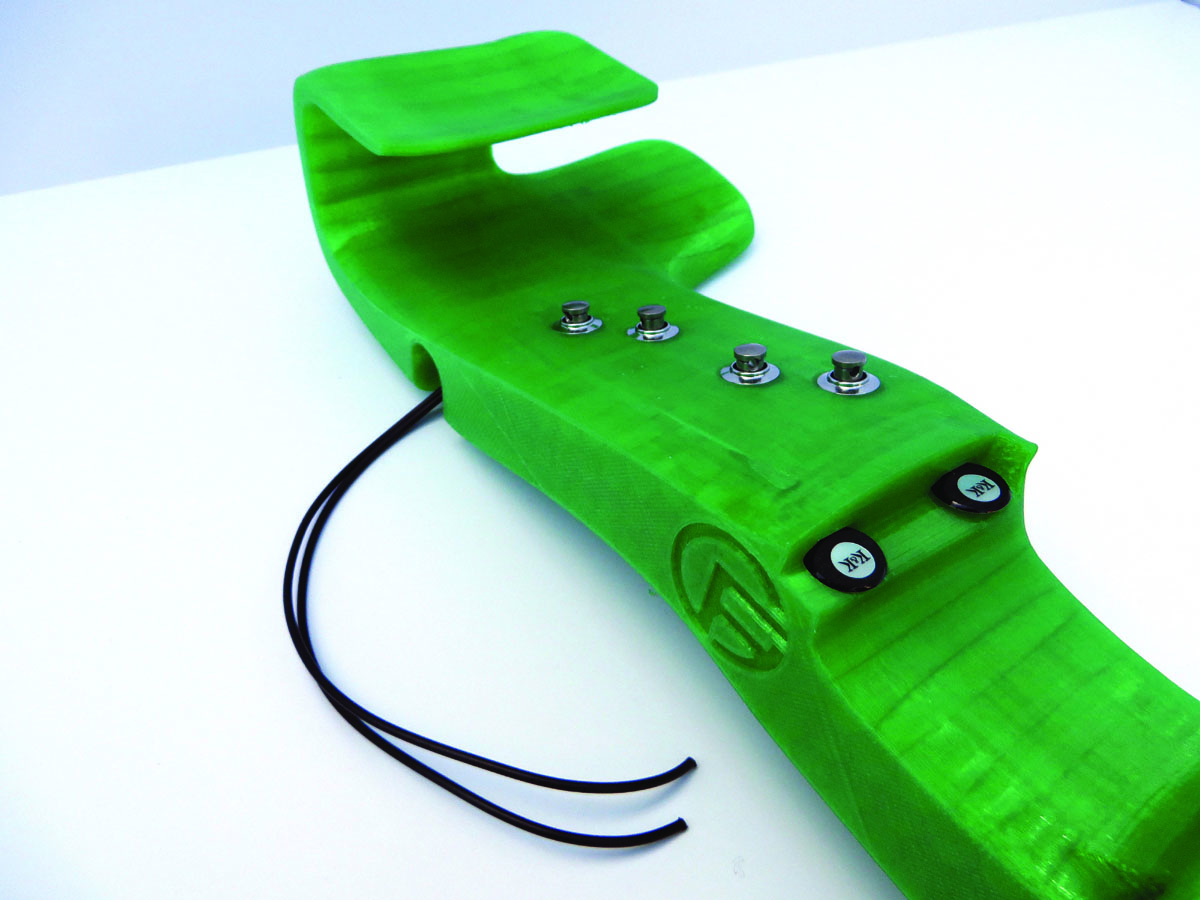 Fused Filament Fiddle