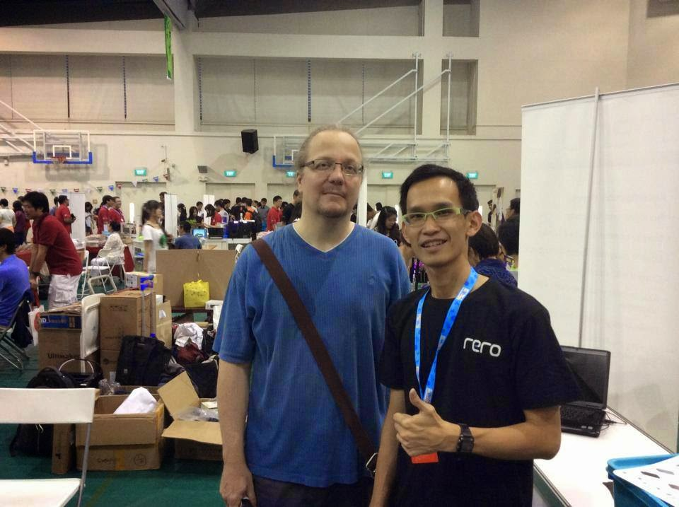 Mats Engstrom - The one that guiding me a lot in my PCB design projects.