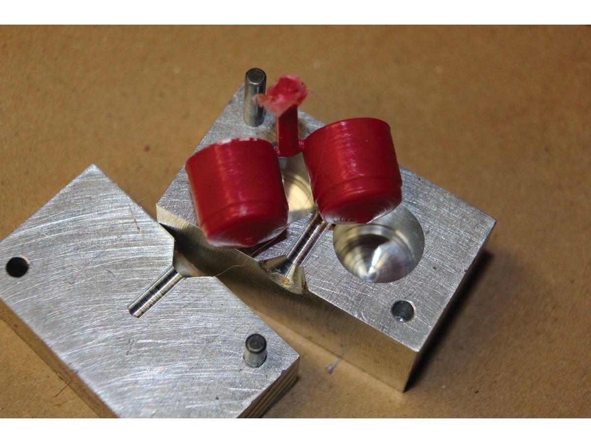 diy injection mold machine