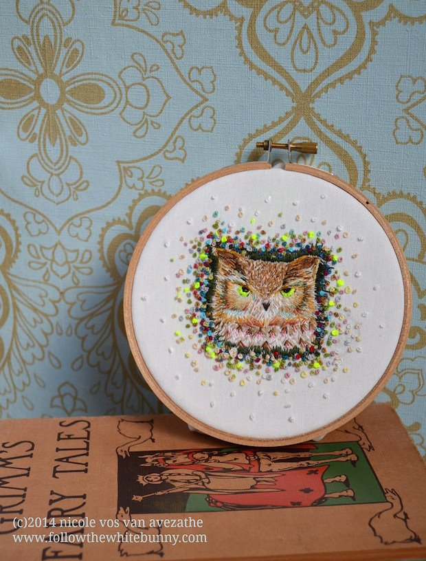 01_owl_embroidery_flickr_roundup