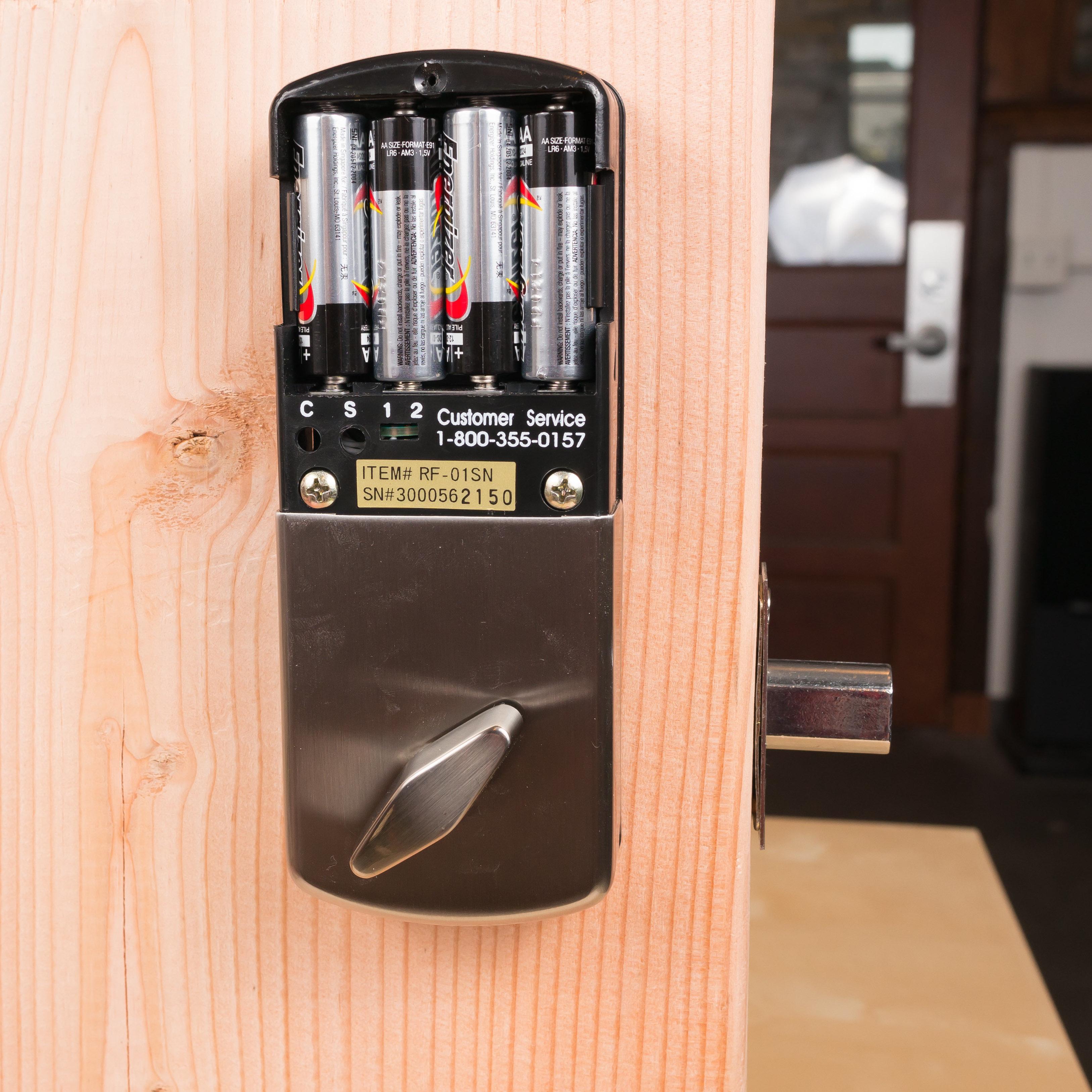 Open Source Bluetooth Door Lock Make