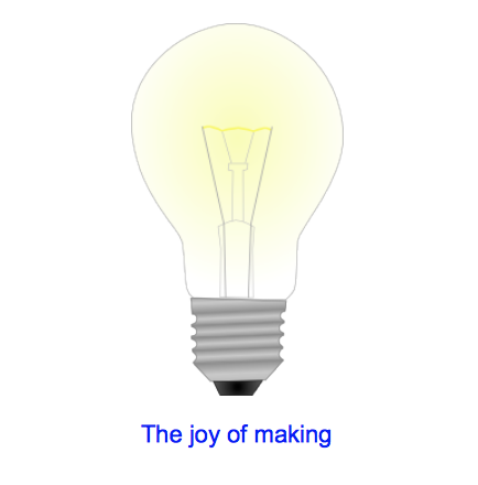 Joy of Making