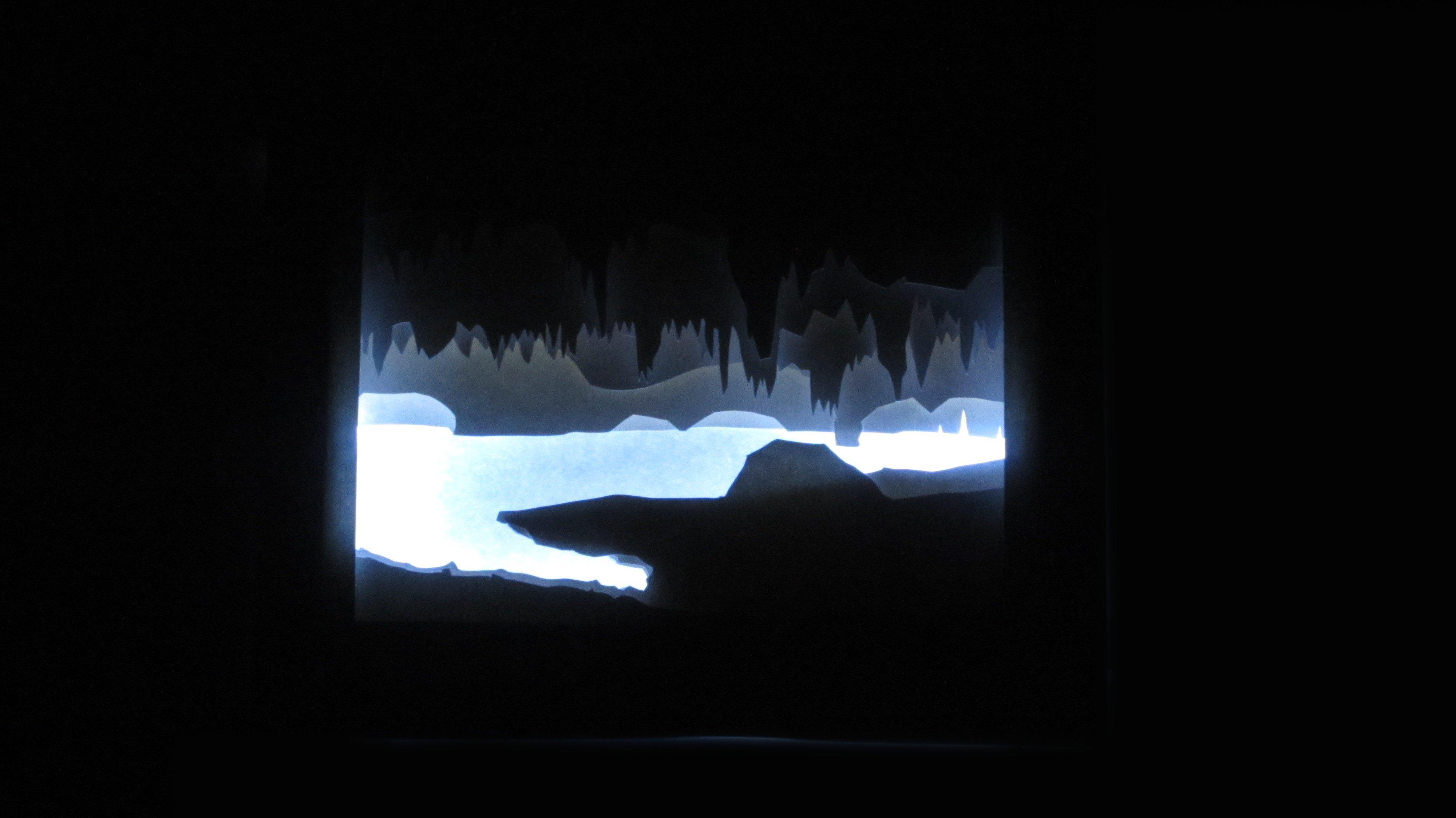 3d Silhouette Light Box Make