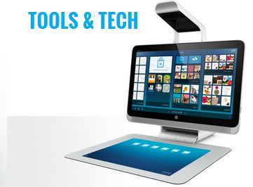 tools and tech