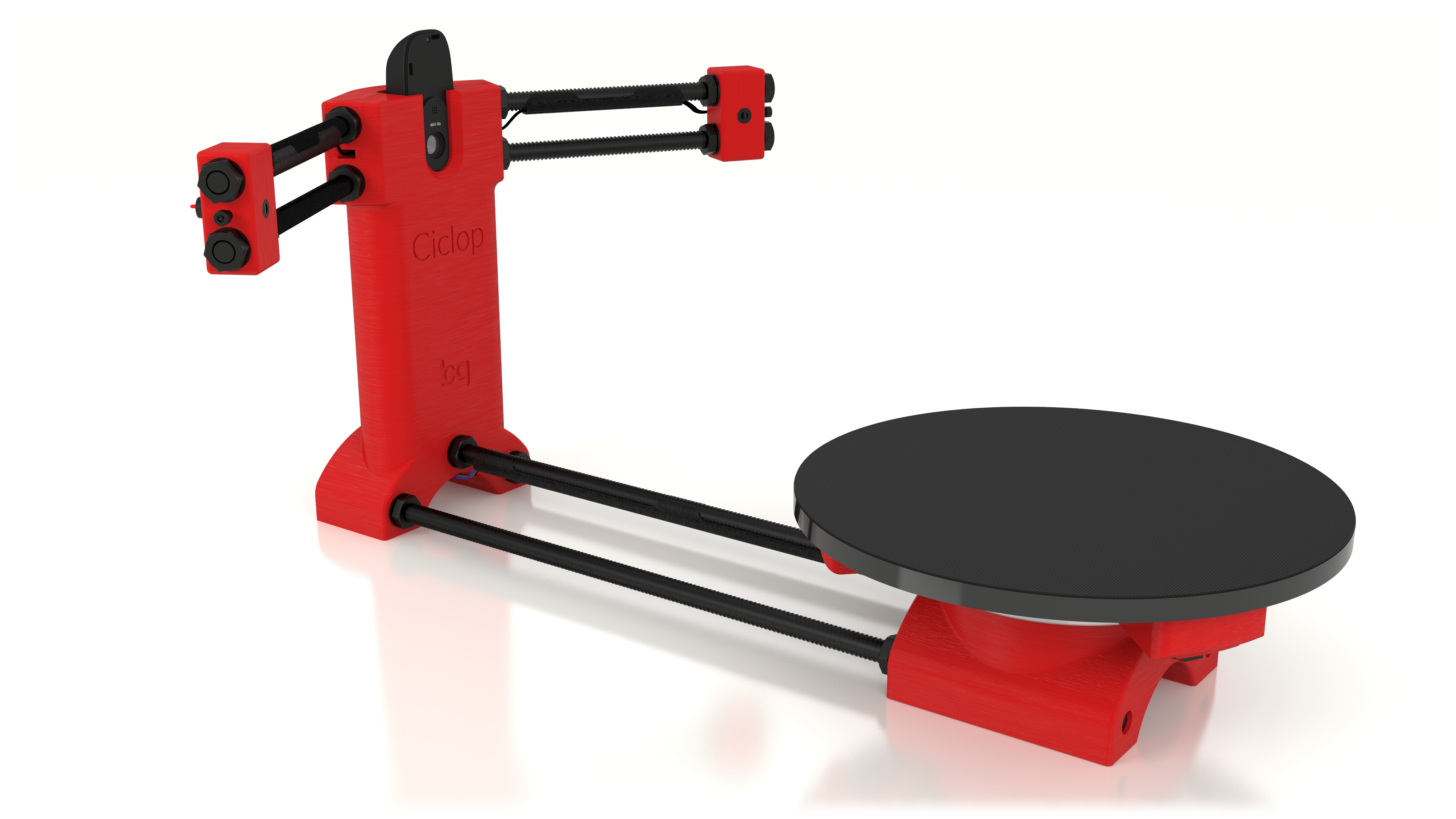 5 diy 3d scanners to watch make. Black Bedroom Furniture Sets. Home Design Ideas