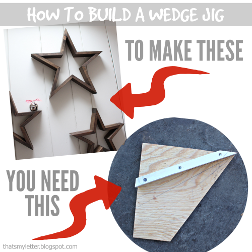 how to build a wedge jig