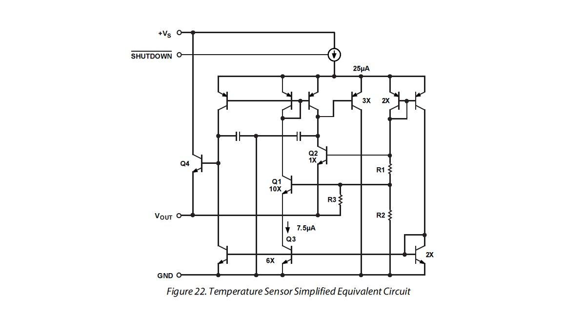 Internal Circuit Of Temperature Sensor Wiring Diagram For Light