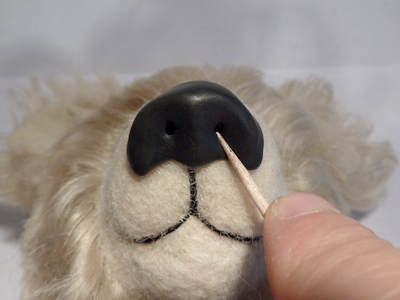 How To Clay Nose For A Teddy Bear Make
