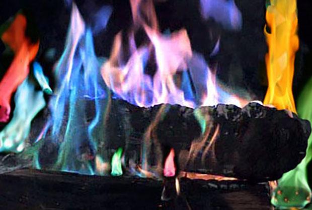 coloredfire
